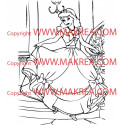 Sticker Cendrillon 9
