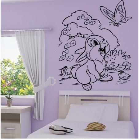 Bambi - Panpan Papillon