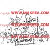 Sticker Simpson Famille 3