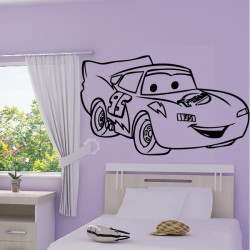 Sticker Voiture Cars