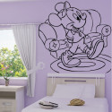 Sticker Mickey