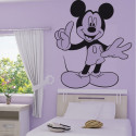 Sticker Mickey 2