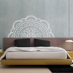 Tête de lit Mandala