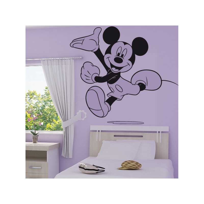 Sticker Mickey 3