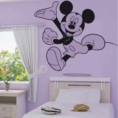 Mickey saute