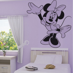 Sticker Minnie