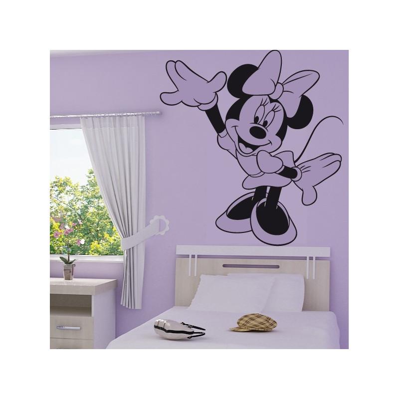 Sticker Minnie