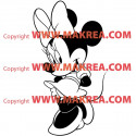 Sticker Minnie 2