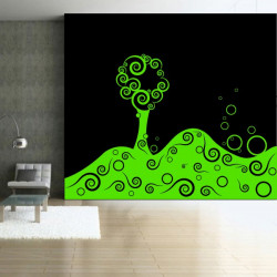 Sticker Arbre design