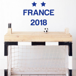 Sticker foot - France 2018