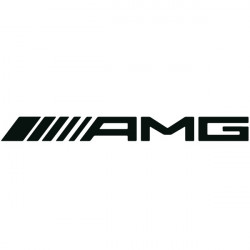 Sticker Logo AMG