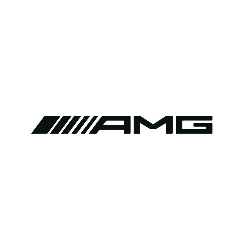 Sticker Logo AMG