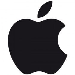 Sticker Logo Apple