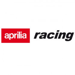 Sticker Logo Aprilia Racing