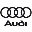 Sticker Logo Audi