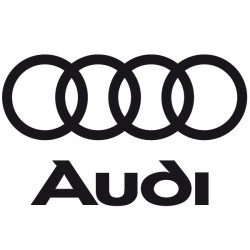 Sticker Logo Audi