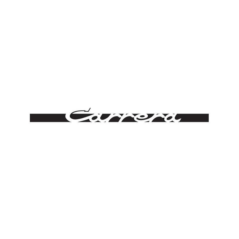 Sticker Logo Carrera