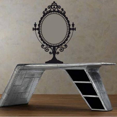 Miroir sur pied Baroque