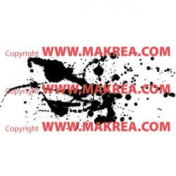 Stickers Tâches de peinture 5