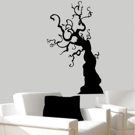 arbre Halloween