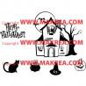 Sticker Pack / kit Halloween