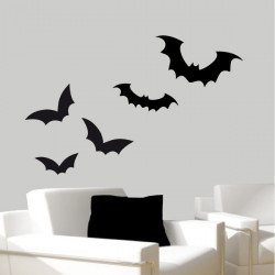 Pack / kit Halloween Chauves-souris