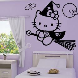 Sticker Hello Kitty Halloween