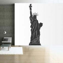 New-York - Statue de la Liberté Réaliste