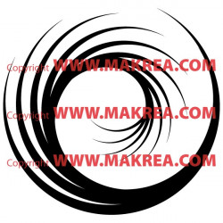 Sticker Cercle Design