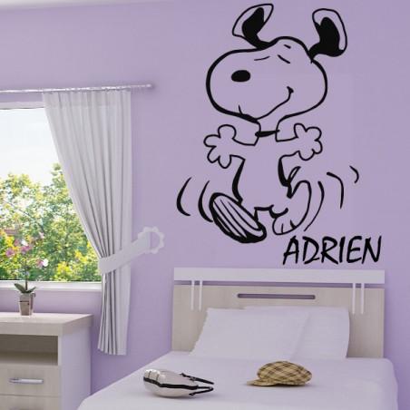 Snoopy Heureux