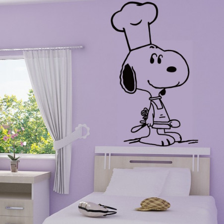 Snoopy Cuisinier