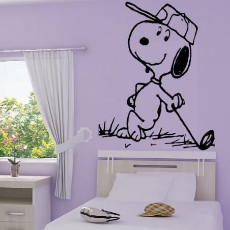 Snoopy au Golf