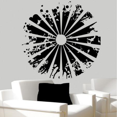Sticker rayon de soleil