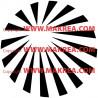 Sticker Rayon de soleil Design