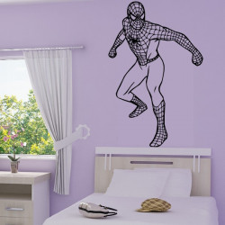 Sticker Spiderman 2