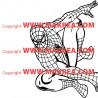 Sticker Spiderman 3