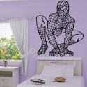 Sticker Spiderman 5