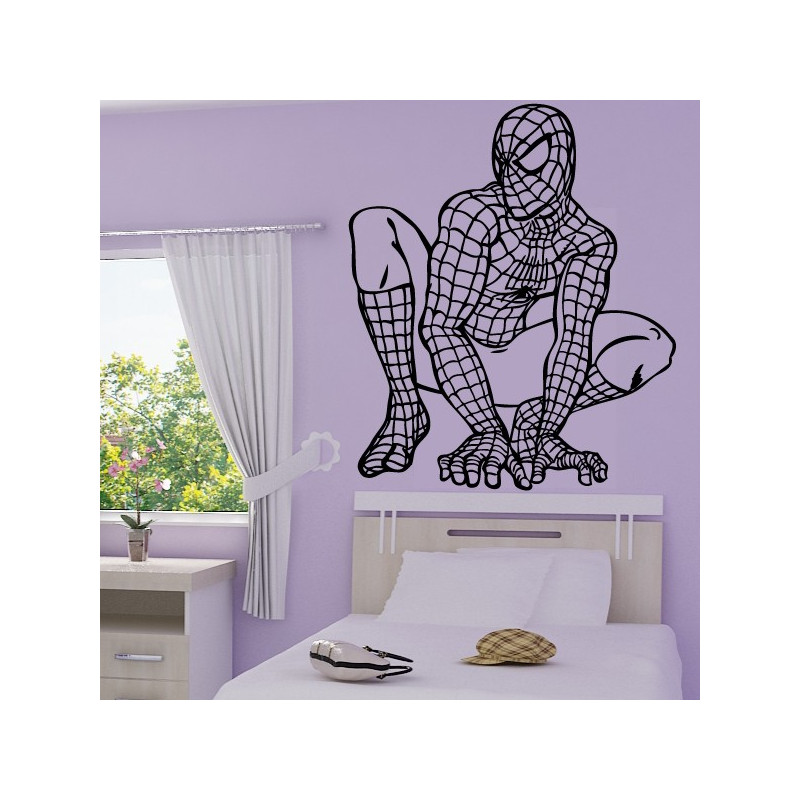 Sticker Spiderman 5