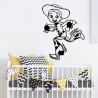 Sticker Toy Story - Jessy court