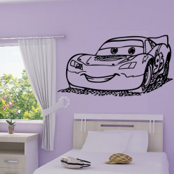 Sticker Voiture Cars 2