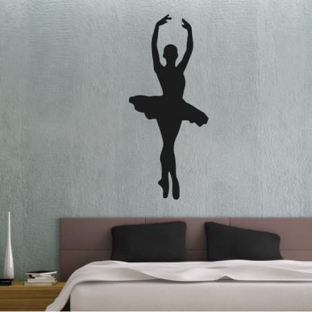 Sticker danseuse étoile