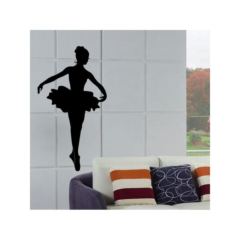 Sticker danseuse étoile 2
