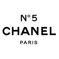 Sticker Logo Chanel n°5