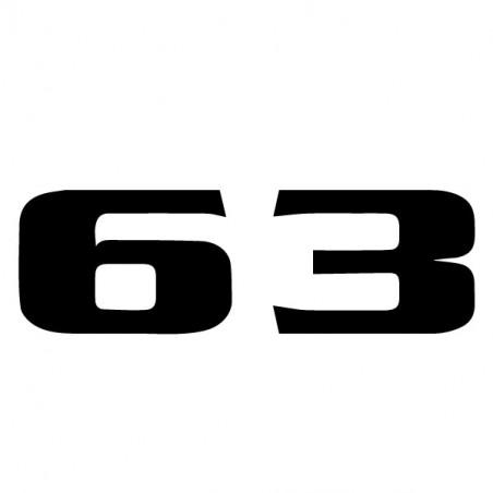 Sticker Logo 63
