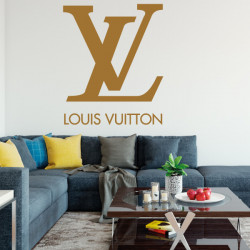 Sticker Logo LV - Louis Vuitton