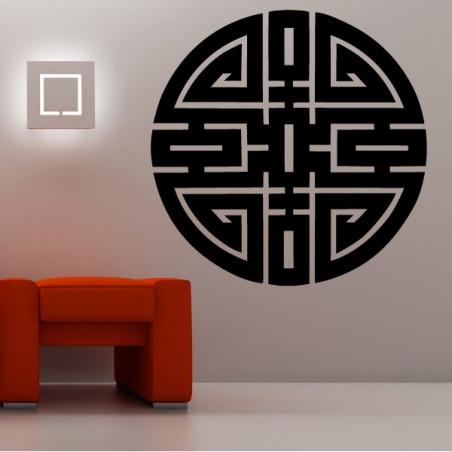 Symbole Chinois Longévité