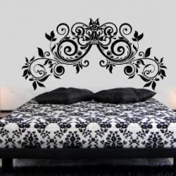 Tête de lit Ornements Floral