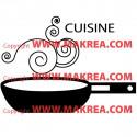 Sticker Cuisine - Casserole