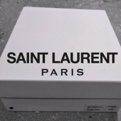 Sticker Logo Saint-Laurent