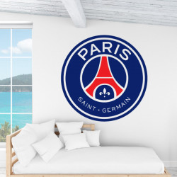 Sticker Logo Paris Saint Germain PSG Foot V2